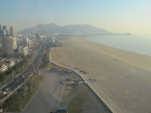 Qinghai beach