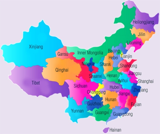 china_maps_chinese_province_map_guide